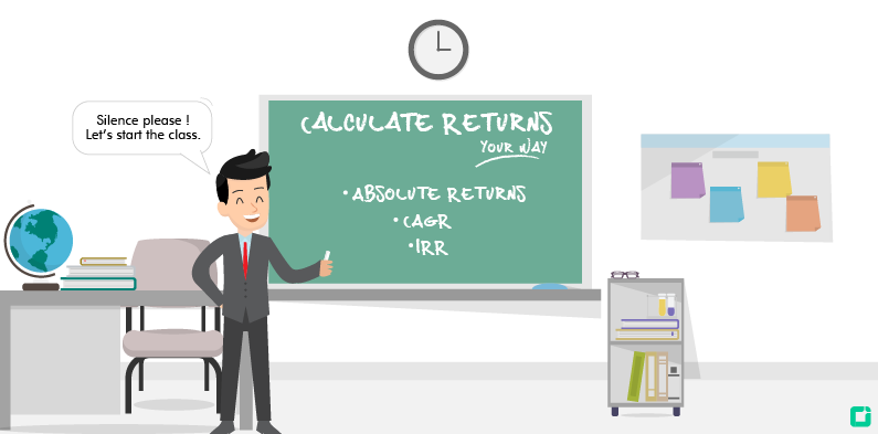 Calculating Correct Investment Returns?